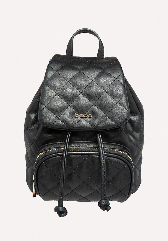Quilted Mini Backpack - Handbags - All Handbags  e078b7f3b78ff
